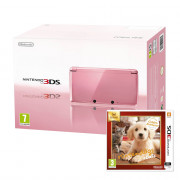 Nintendo 3DS (Roz) + Nintendogs & Cats Golden Retriever and New Friends