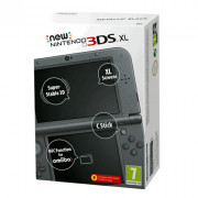 New Nintendo 3DS XL (negru metalizat)