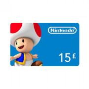 Nintendo eShop Card 15 Lire