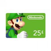 Nintendo eShop Card 25 Lire