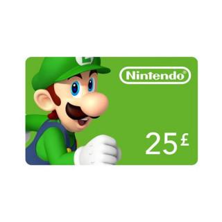 Nintendo eShop Card 25 Lire Multi-platform