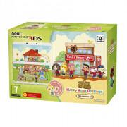 New Nintendo 3DS + Animal Crossing Happy Home Designer + Pachet Card