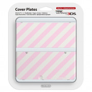 New Nintendo 3DS Cover Plate (Pink Mix)
