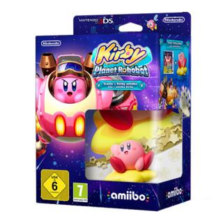 Kirby Planet Robobot amiibo Bundle 3DS