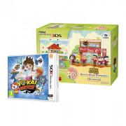 New Nintendo 3DS Animal Crossing Happy Home Designer + Yo-Kai Watch