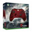 Xbox One Controller wireless (Gears of War 4 Crimson Omen Limited Edition) thumbnail
