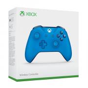 Xbox One Controller wireless (Albastru)