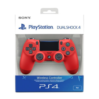PlayStation 4 (PS4) Dualshock 4 Controller (Roșu) (2016) PS4