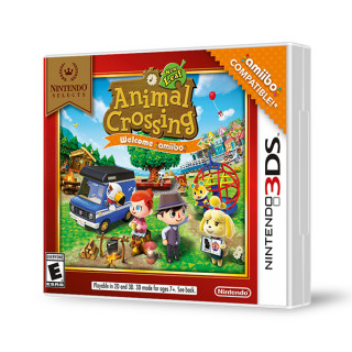 Animal Crossing New Leaf: Welcome amiibo 3DS