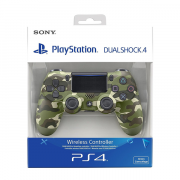PlayStation 4 (PS4) Dualshock 4 Controller (Verde camuflaj)