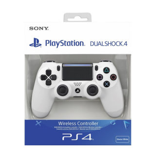 PlayStation 4 (PS4) Dualshock 4 Controller (Alb) (2017) PS4