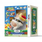 Poochy & Yoshi's Woolly World Amiibo Bundle