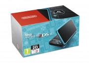 New Nintendo 2DS XL (Negru-Turcoaz)