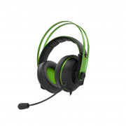 Asus Cerberus V2 Gamer Headset Negru-Verde