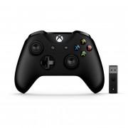 Xbox One Controller wireless (Black) + Adaptor  Windows 10