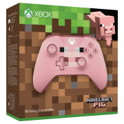 Xbox One Controller wireless (Minecraft Pig Limited Edition)