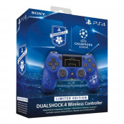 Playstation 4 (PS4) Dualshock 4 Controller (Playstation F.C. Limited Edition)