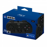 PS4 HoriPad Mini Controller cu fir (Negru)
