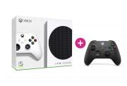 Xbox Series S 512GB + controller adițional (Negru)