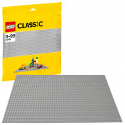 LEGO Classic Placă de bază gri (10701)