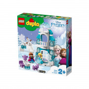 LEGO DUPLO Castelul din Regatul de gheață (10899)