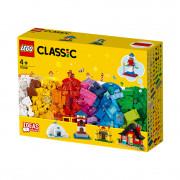 LEGO Classic Cărămizi și case (11008)