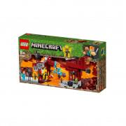 LEGO Minecraft Podul Flăcărilor (21154)