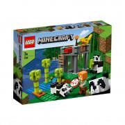 LEGO Minecraft Grădinița panda (21158)