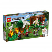 LEGO Minecraft Pillager Outpost (21159)