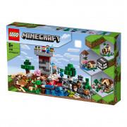 LEGO Minecraft Cutie de crafting 3.0 (21161)