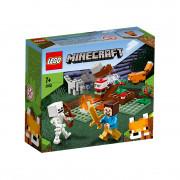 LEGO Minecraft Aventura din Taiga (21162)