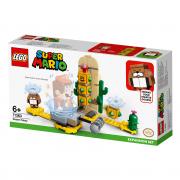 LEGO Mario Set de extindere Pokey în Deșert (71363)