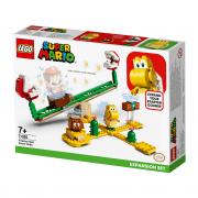 LEGO Mario Set de extindere Toboganul Plantei Piranha (71365)