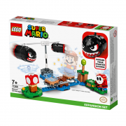 LEGO Mario Set de extindere Atacul lui Boomer Bill (71366)