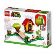 LEGO Mario Set de extindere Casa lui Mario și Yoshi (71367)