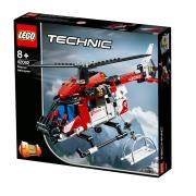 LEGO Technic Elicopter de salvare (42092)