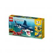 LEGO Creator Creaturi marine din adâncuri (31088)