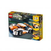 LEGO Creator Mașina de curse Sunset (31089)