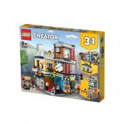 LEGO Creator Magazin de animale şi cafenea (31097)