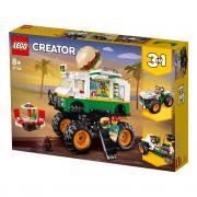 LEGO Creator Camion gigant cu burger (31104)
