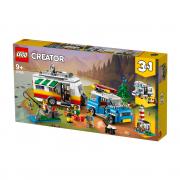 LEGO Creator Vacanța în familie cu rulota (31108)