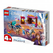LEGO Disney Aventura Elsei cu trăsura (41166)