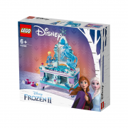 LEGO Disney Princess Cutia de bijuterii a Elsei (41168)