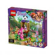 LEGO Friends Căsuța din copac în jungla urșilor panda (41422)