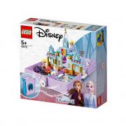 LEGO Disney Aventuri din cartea de povești cu Anna și Elsa (43175)