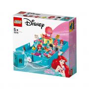 LEGO Disney Aventuri din cartea de povești cu Ariel (43176)