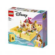 LEGO Disney Princess Aventuri din cartea de povești cu Belle (43177)
