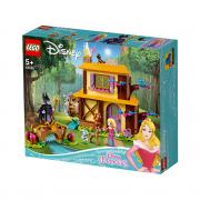 LEGO Disney Princess Căsuța din pădure a Aurorei (43188)