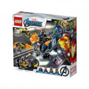LEGO Super Heroes Răzbunătorii - distrugerea camionului (76143)