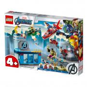 LEGO Super Heroes Furia Răzbunătorilor împotriva lui Loki (76152)